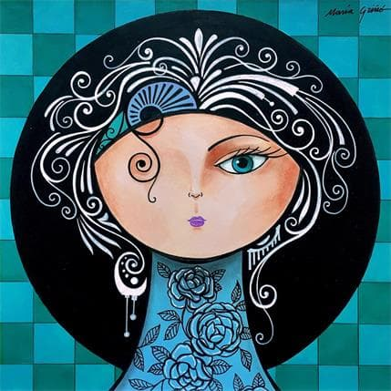 María Griñó Tatoo 1 25 x 25 cm