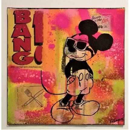 Kikayou Mickey 19 x 19 cm
