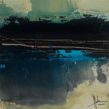 Christian Hévin Abstraction #6236 13 x 13 cm