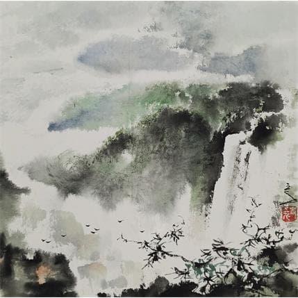 San Qian Boundless 25 x 25 cm