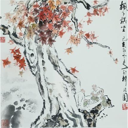 Sanqian Beauty 25 x 25 cm