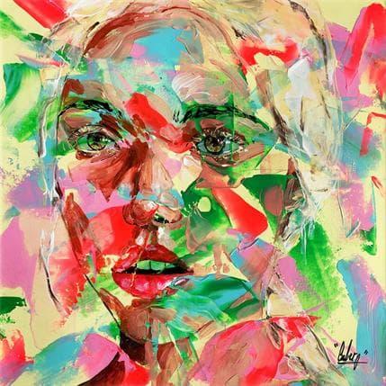 Nathalie Cubero Sans titre 42C 25 x 25 cm