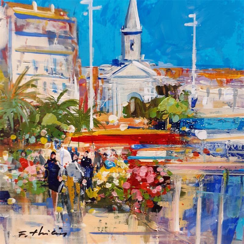 Marché aux fleurs (Vieux Port)