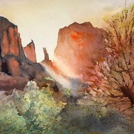 Isabelle Seruch Capouillez #48 25 x 25 cm