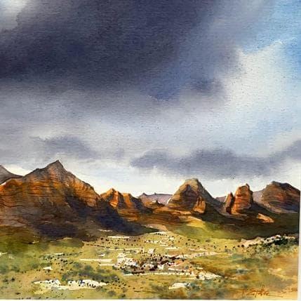 Isabelle Seruch Capouillez #56 25 x 25 cm
