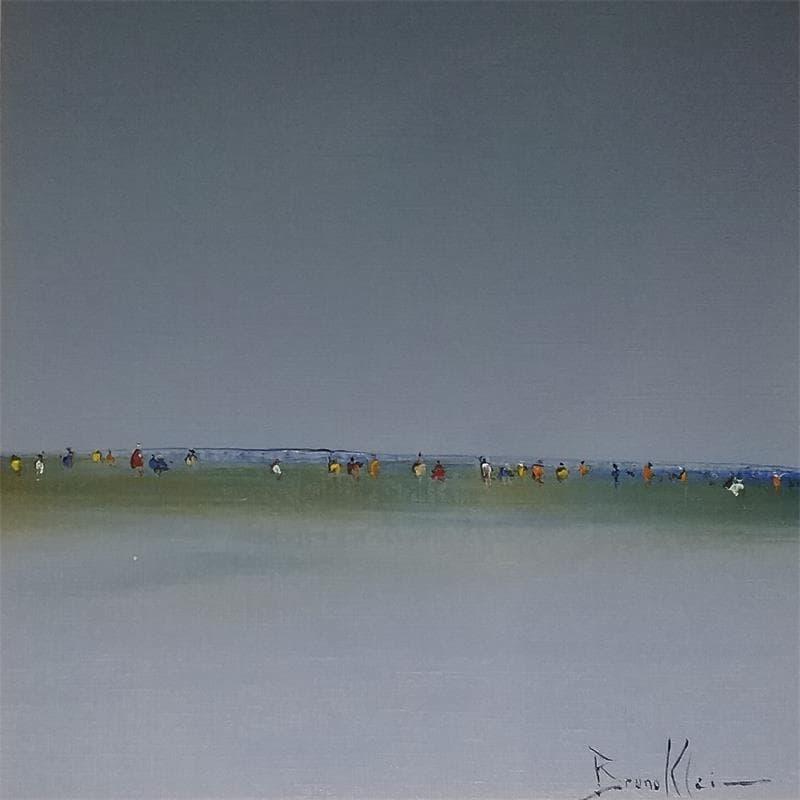 Horizon bleu-azur