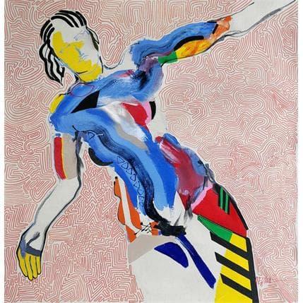 Cressanne Le Tourniquet 80 x 80 cm