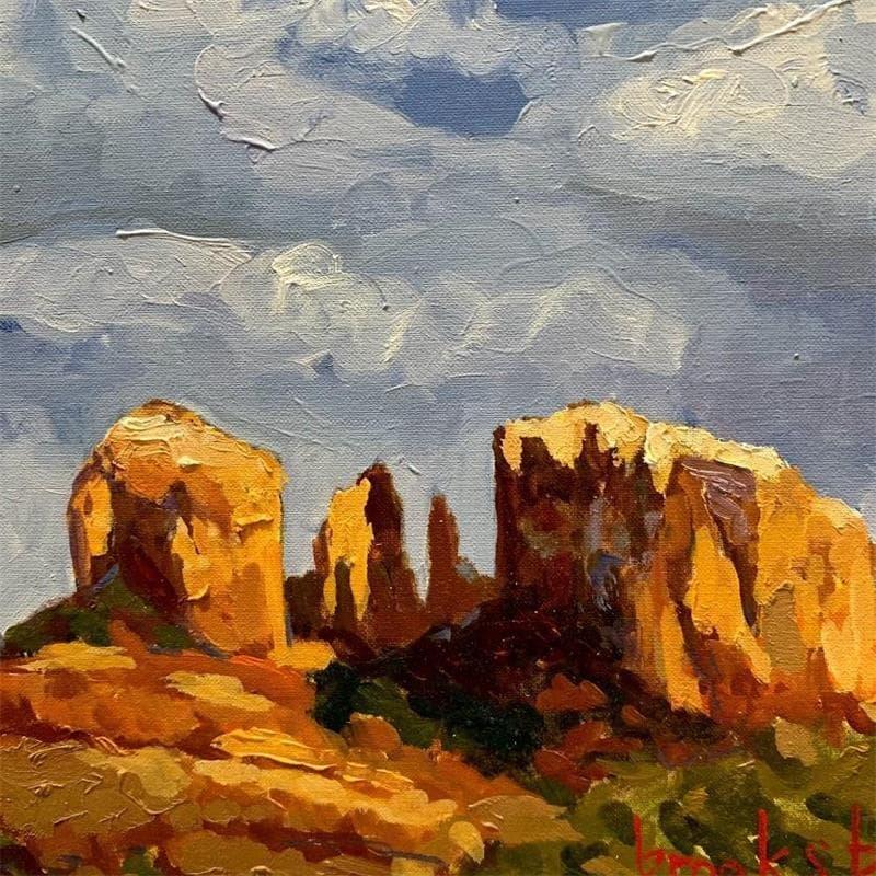 Cathedral Rock Sunshine