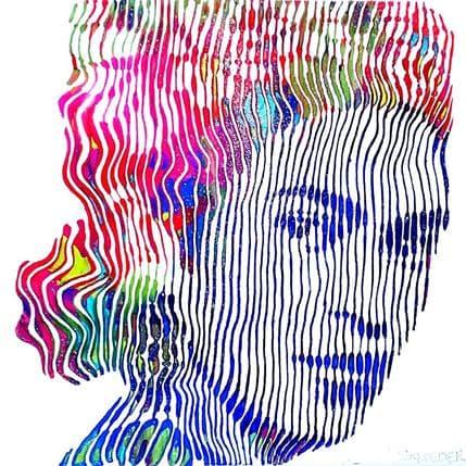 Virginie Schroeder Frida 19 x 19 cm