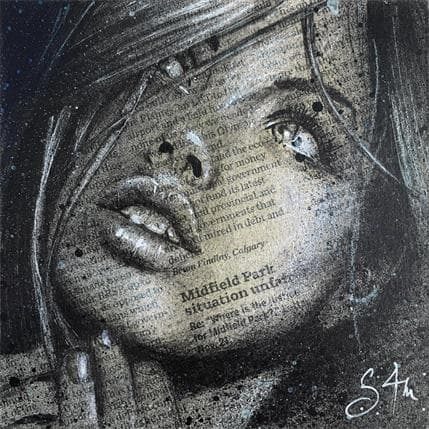 Sam Guillemot Melody 13 x 13 cm