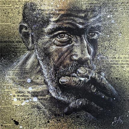 Sam Guillemot Mo 36 x 36 cm