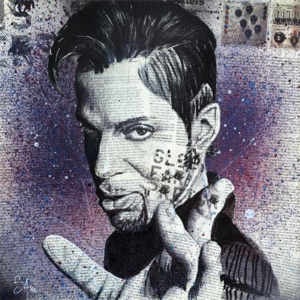 Sam Guillemot Prince 36 x 36 cm