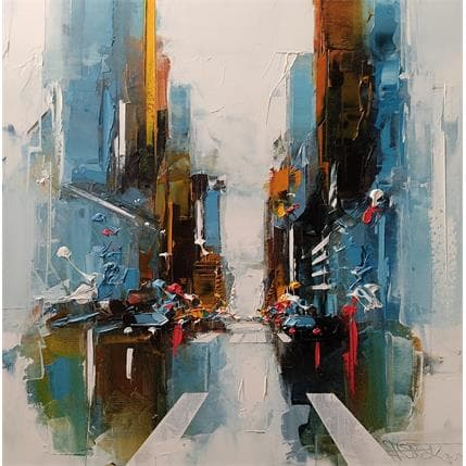 Daniel Castan BROADWAY 50 x 50 cm