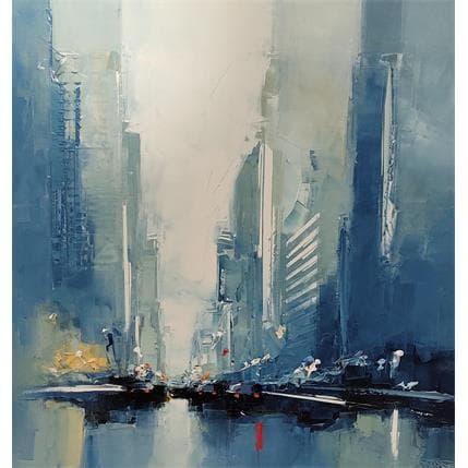 Daniel Castan FOG NYC 80 x 80 cm