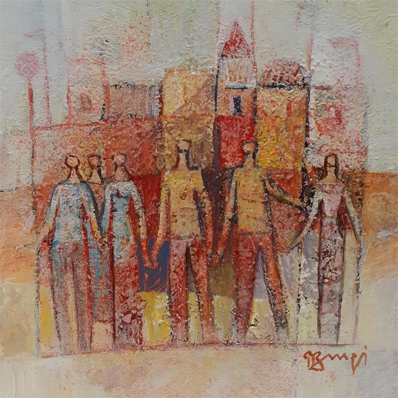 Small paintings Figurative Acrylic</h2>
