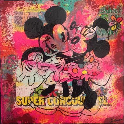 Kikayou Love 3 25 x 25 cm