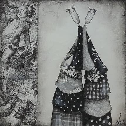 Delphine Blais Alphonse et Julie 19 x 19 cm
