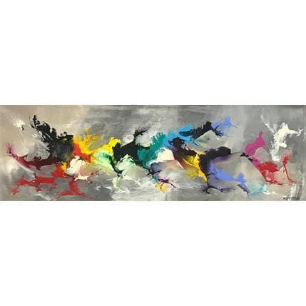 Thierry Zdzieblo 17.03.19 40 x 120 cm