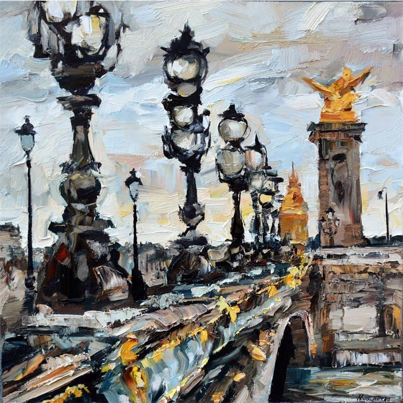 Etudes du Pont Alexandre III