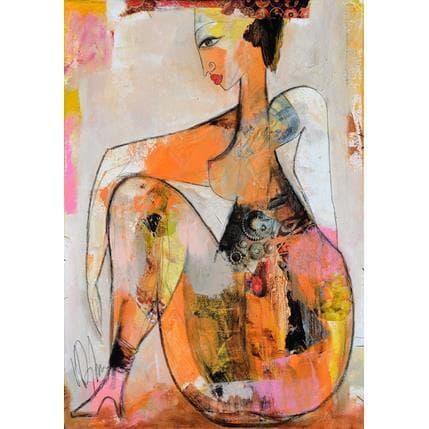 Valérie Depadova Tranquille 50 x 70 cm