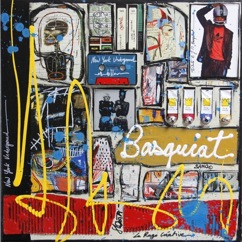 Basquiat Attitude