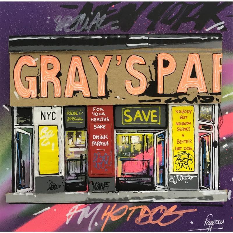 Gray's papaye