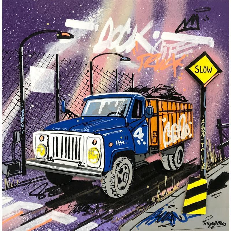 Dock truck