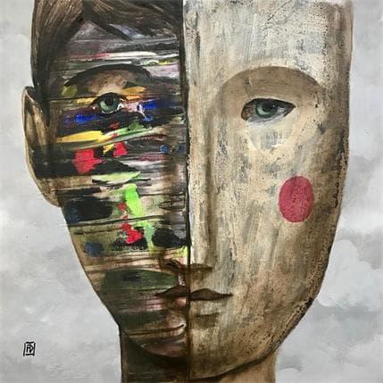 Fabien Delaube CO5 36 x 36 cm