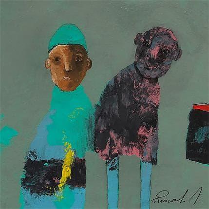 Pascal Marcel 3-009-20 25 x 25 cm