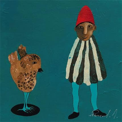 Pascal Marcel 3-015-20 25 x 25 cm
