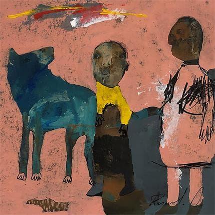 Pascal Marcel 3-031-20 25 x 25 cm