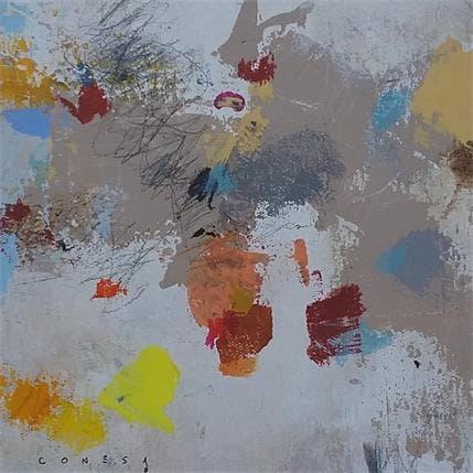 Francisco Jiménez Conesa Sans titre 19 x 19 cm