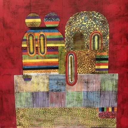 Gustavo Ortiz Couple N 13 80 x 80 cm