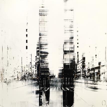 Julien Rey Confutatis 80 x 80 cm