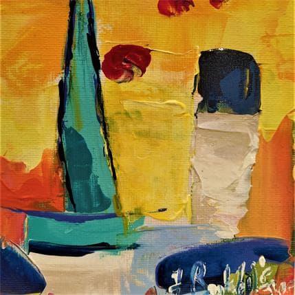 Armelle Bastide d'Izard SUR ARCACHON 13 x 13 cm