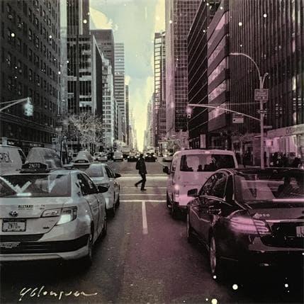 Yohann Gloaguen Twilight 13 x 13 cm