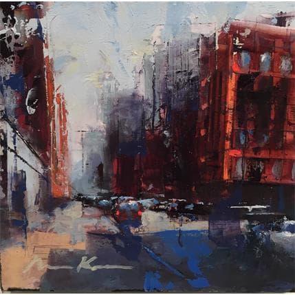 Amine Karoun NYC05 13 x 13 cm