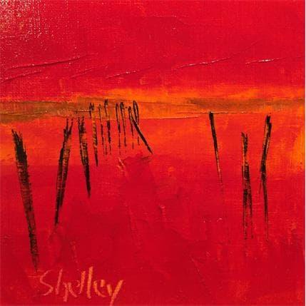 Shelley Crépuscule 13 x 13 cm