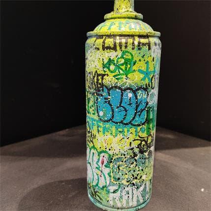 Graffmatt Bombe sans titre 19 x 7 cm