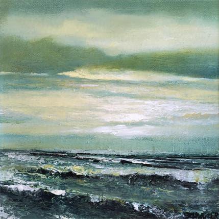 Rémi Schweizer Marée haute 19 x 19 cm