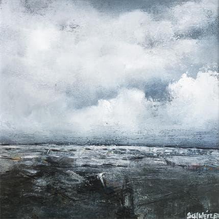 Rémi Schweizer La destinée grise 19 x 19 cm