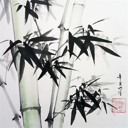 Mingxuan Du Breeze from the west 19 x 19 cm