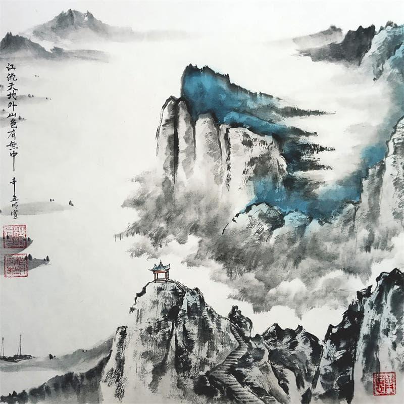Late spring of Yangtze River