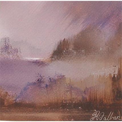 Dalban Rose Brume Matinale 13 x 13 cm