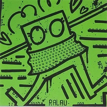 Ralau Do you want a flower ? 13 x 13 cm