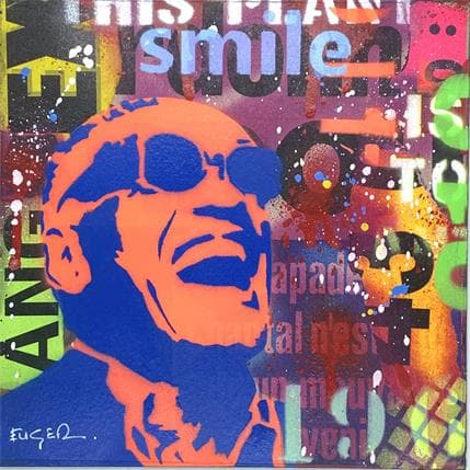 Philippe Euger Smile 19 x 19 cm