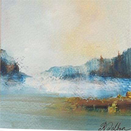 Dalban Rose La falaise 13 x 13 cm