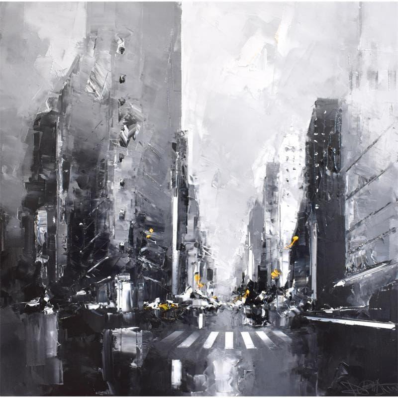 Black and white Flatiron
