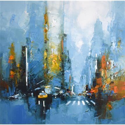 Daniel Castan Flatiron 80 x 80 cm