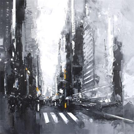 Daniel Castan 23E RUE 100 x 100 cm